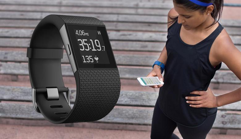 đồng hồ Fitbit flex 2