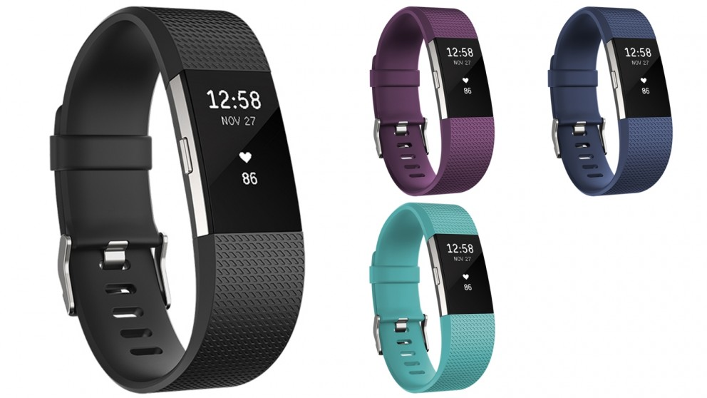 đồng hồ thông minh Smartwatch Fitbit Charge 2