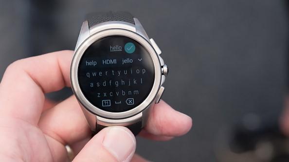 đồng hồ LG Watch Sport