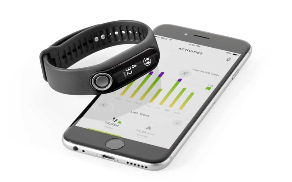 TomTom Touch Cardio - Fitness Tracker giá rẻ