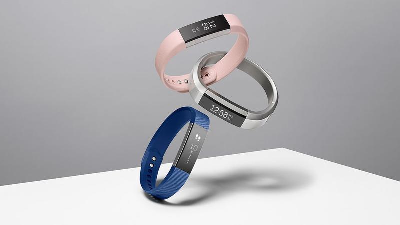 Thiết bị Fitbit Alta HR