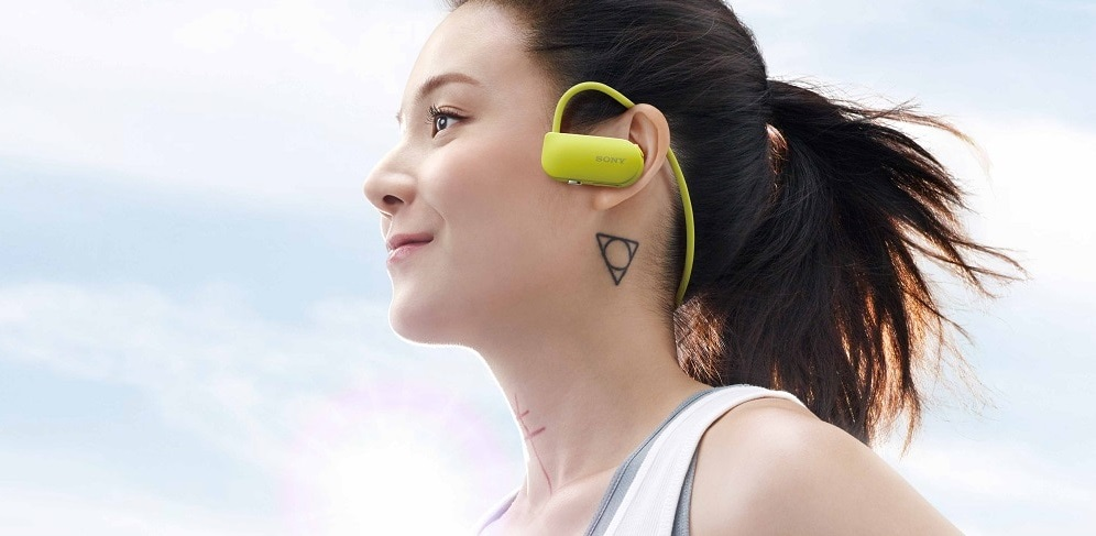 Tai nghe Bluetooth SONY SMART B-TRAINER
