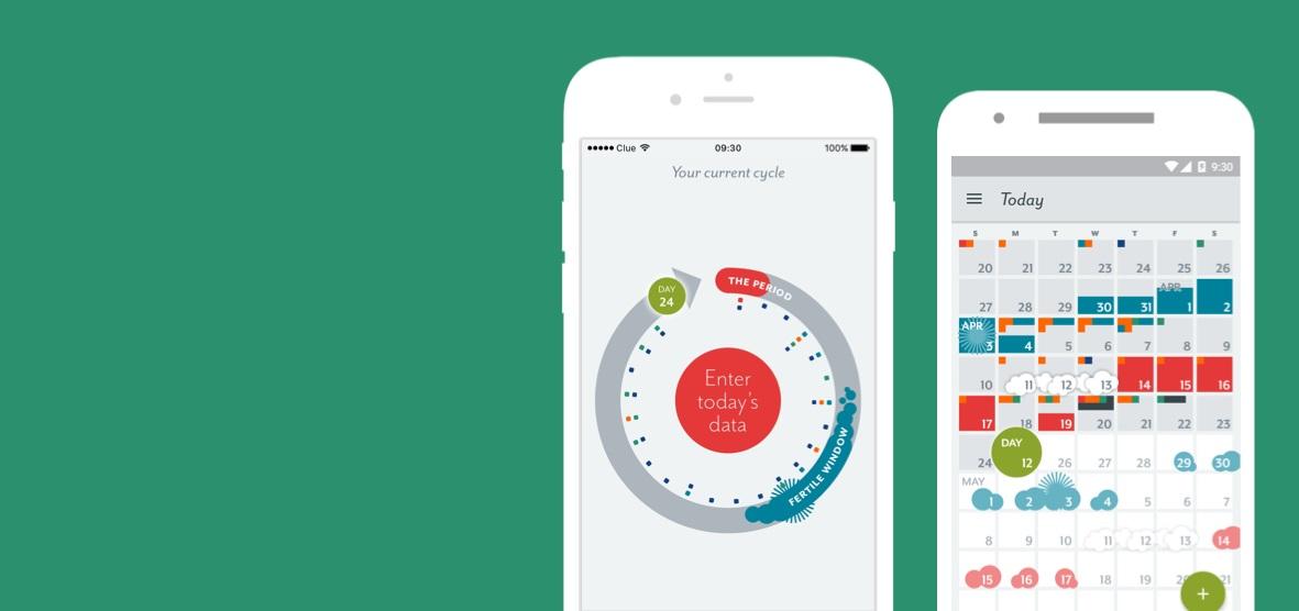 Công nghệ theo dõi khả năng thụ thai: Clue