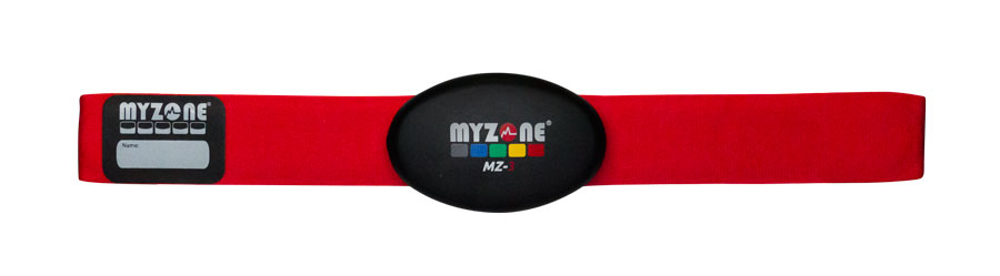 thiết bị cảm biến nhịp tim MyZone MZ-3