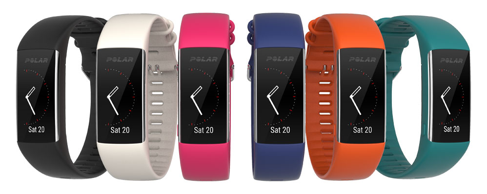 Fitbit Charge 2 vs Polar A370