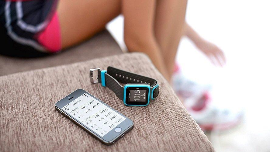 đồng hồ chạy bộ GPS