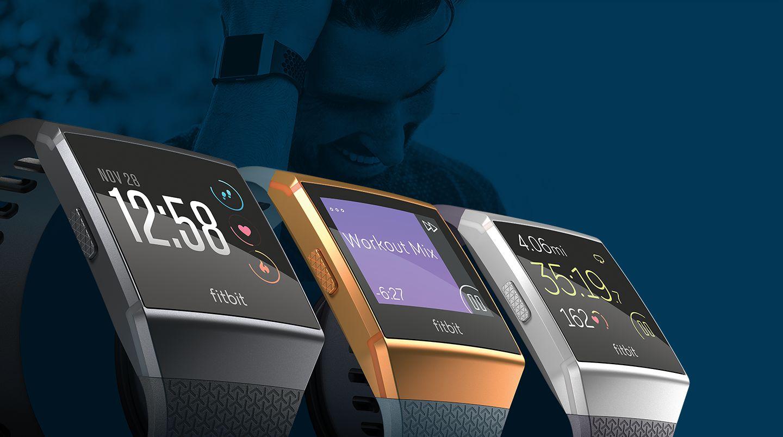 Fitbit Ionic phiên bản Adidas
