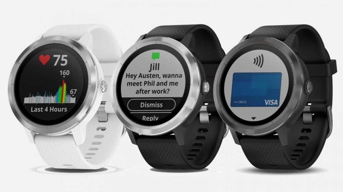 đồng hồ thông minh Garmin Vivoactive 3
