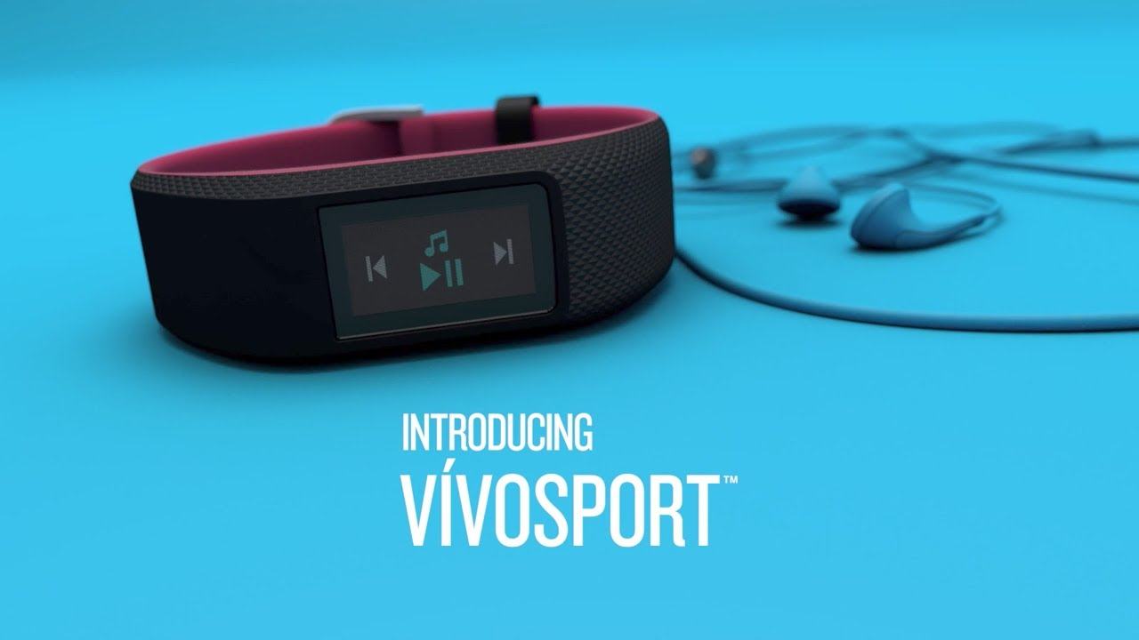 vòng đeo tay Garmin Vivosport
