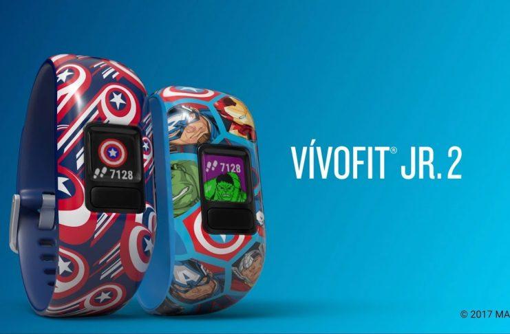 Garmin Vivofit Junior 2