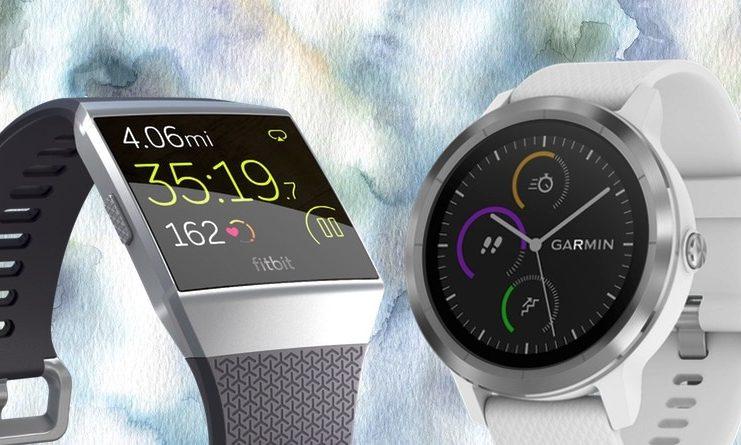 Fitbit Ionic vs Garmin Vivoactive 3