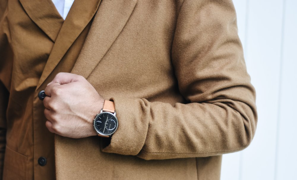 HYBRID SMARTWATCH Skagen Connected