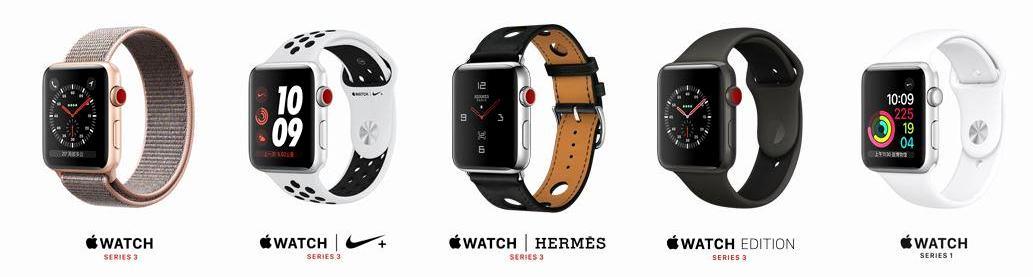 Apple Watch Series 3 phiên bản Hermes