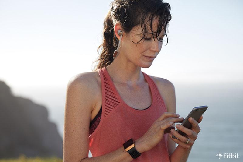 vòng theo dõi Fitbit