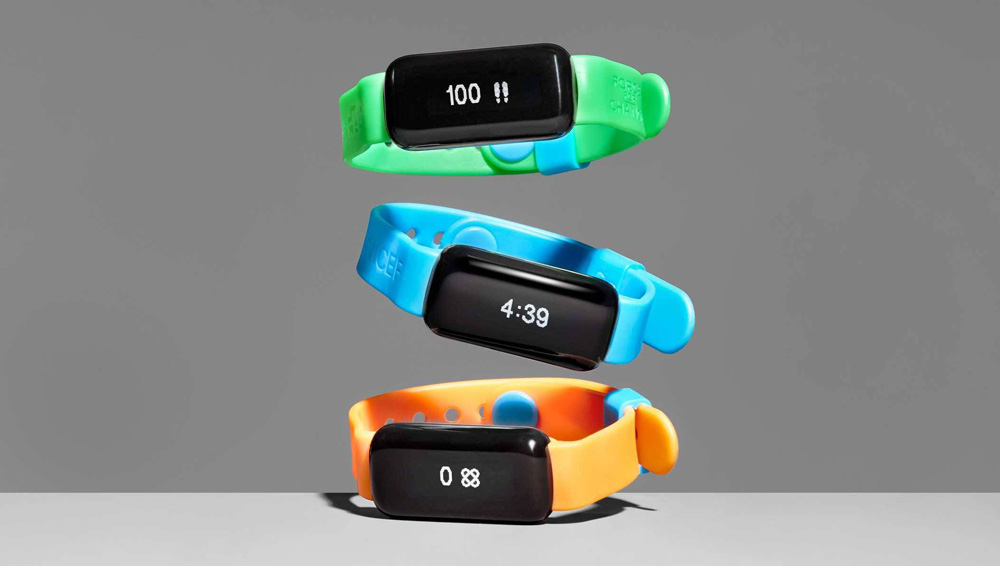 Fitness Tracker Trẻ em Tốt nhất: Unicef Kid Power Band