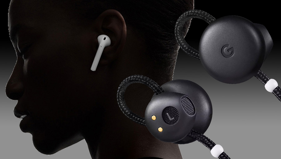 Google Pixel Buds vs Apple AirPods