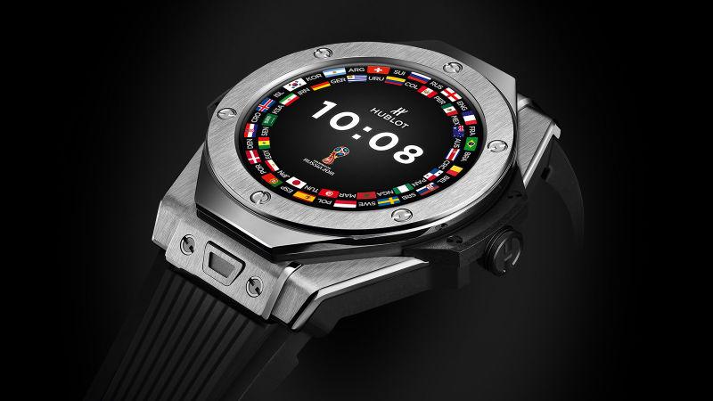 đồng hồ thông minh Hublot