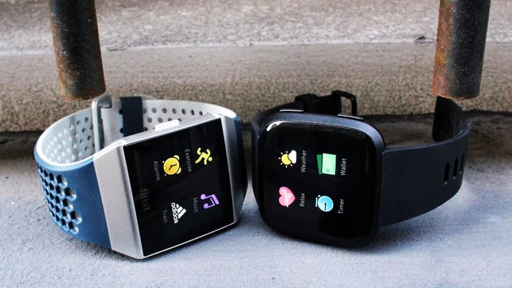 Fitbit Ionic vs Fitbit Versa