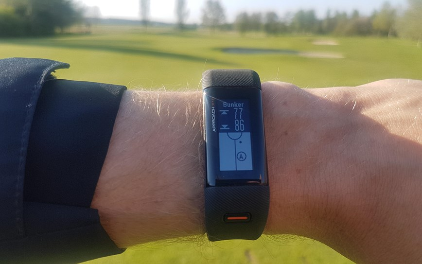 đồng hồ đánh golf Garmin Approach X10