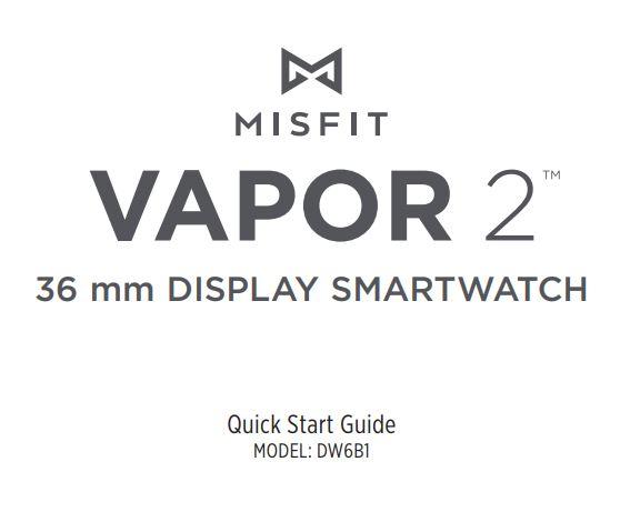 Misfit Vapor 2