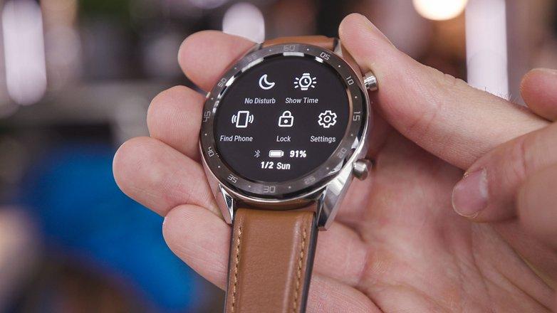 Đánh giá Đồng hồ Huawei Watch GT