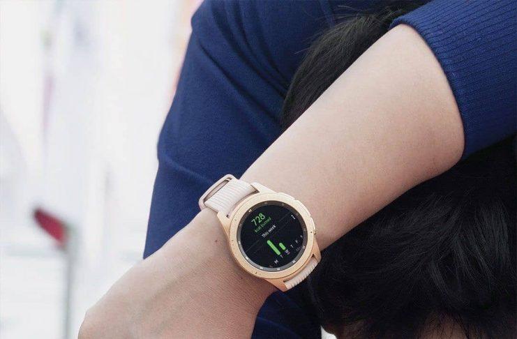 đồng hồ thông minh nữ Samsung Galaxy Watch