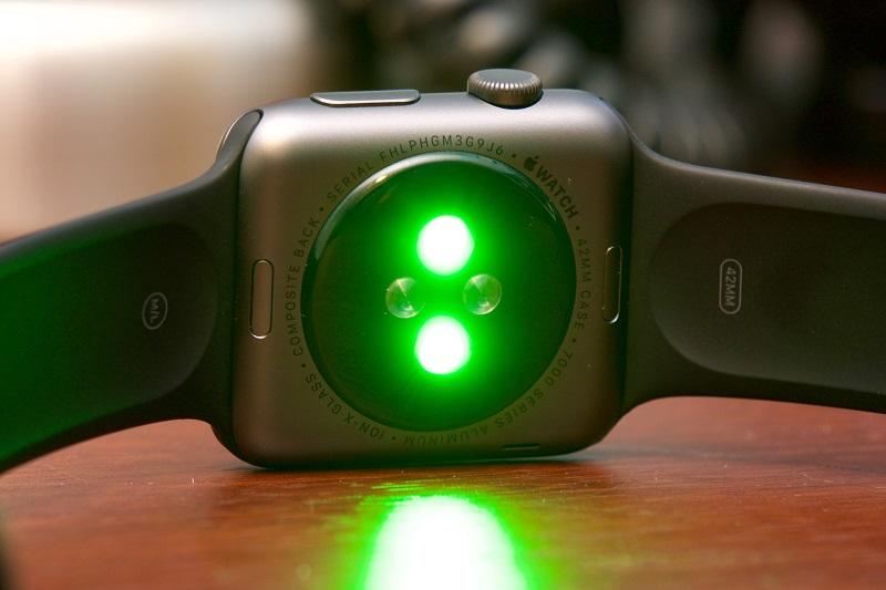 đo điện tâm đồ trên apple watch series 4 4