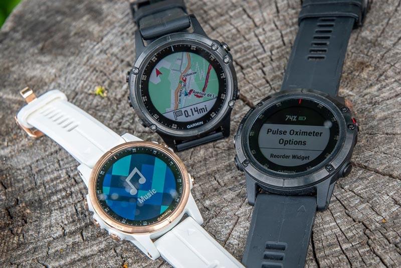 Đồng hồ Garmin Fenix 5