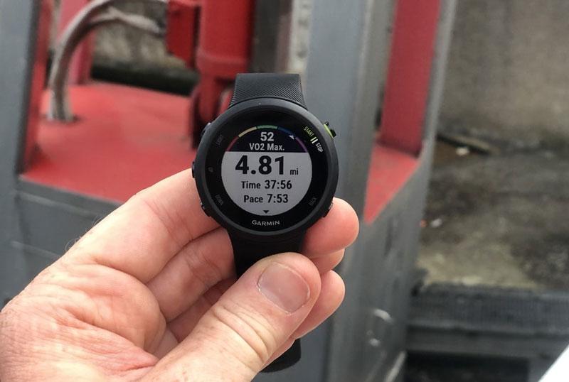 Đồng hồ Garmin Forerunner 45/45s