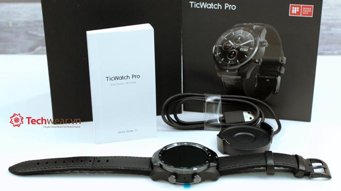 đồng hồ giá rẻ ticwatch