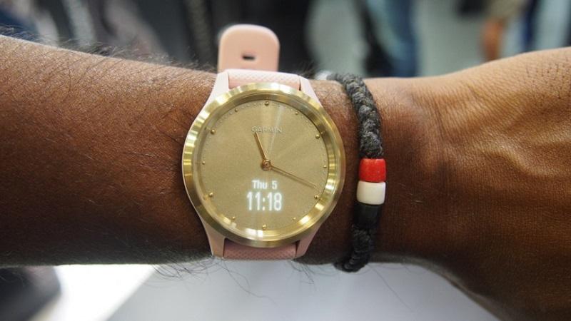 Đồng hồ lai Garmin Vivomove 3/3S