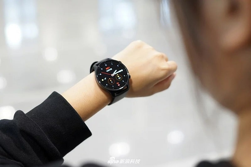 Đồng hồ Xiaomi Watch Color