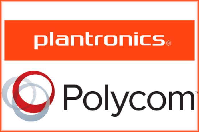 Plantronics và Polycom