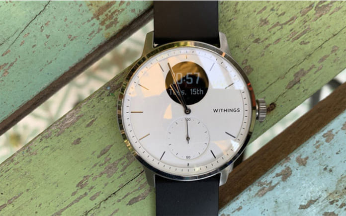 Đồng hồ Withings Scan-Watch