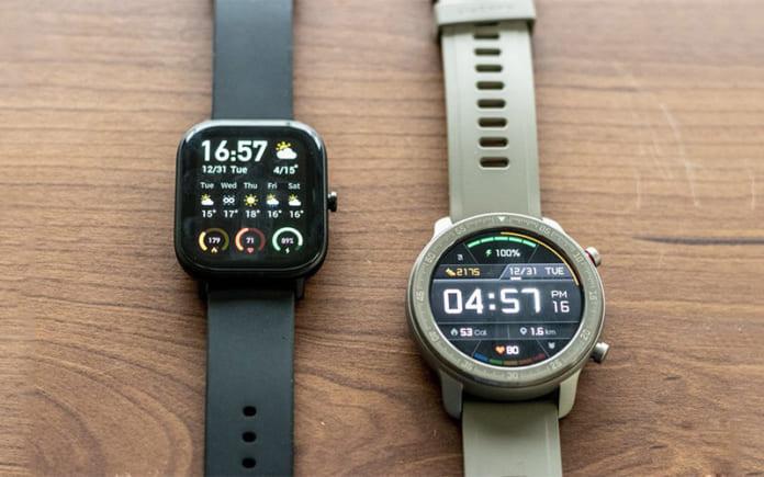 Đồng hồ AMAZFIT GTR và GTS