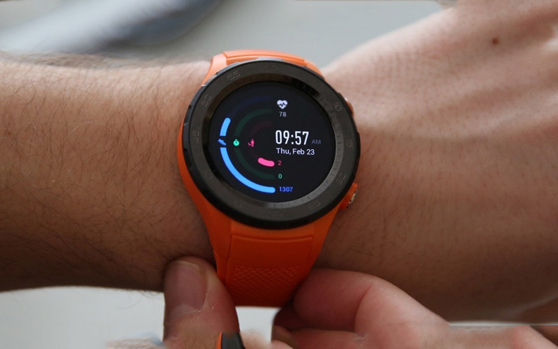 Đồng hồ Huawei Wath