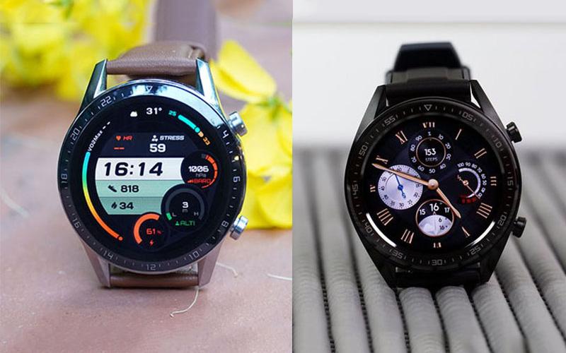 Đồng hồ Huawei Watch GT 2 và GT