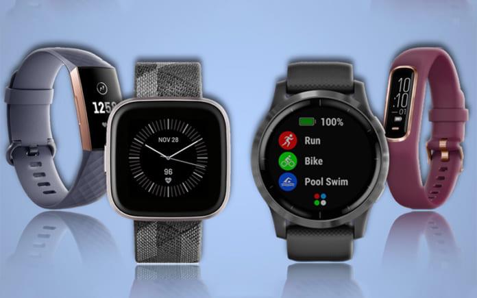 Đồng hồ Garmin và Fitbit